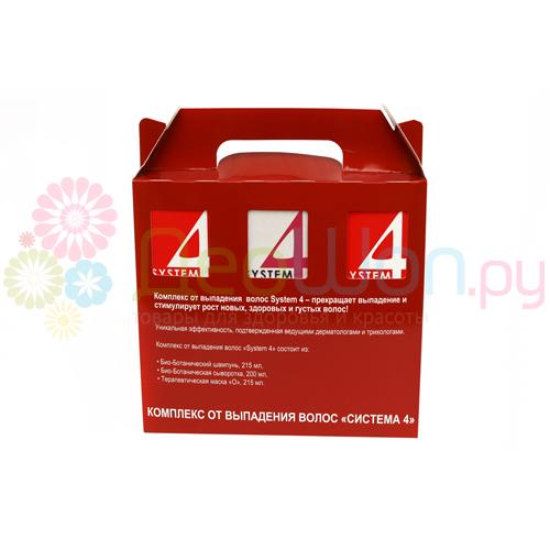 Комплекс для волос система 4 sim sensitive (200 мл) (Sim Sensitive)