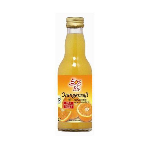 Сок апельсиновый 200 мл eos bio (Eos Bio)