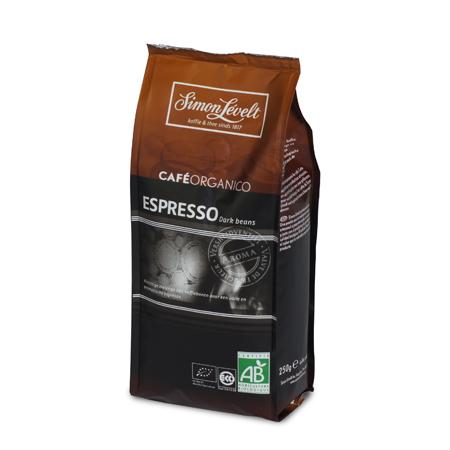 Кофе в зернах жареный espresso, simon levelt