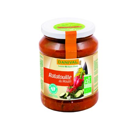 Рататуй (овощное рагу) danival