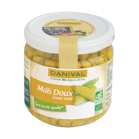 Кукуруза сладкая danival (DANIVAL)