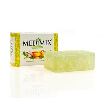 ААША Аюрведическое мыло из лечебных трав с маслом лакшади