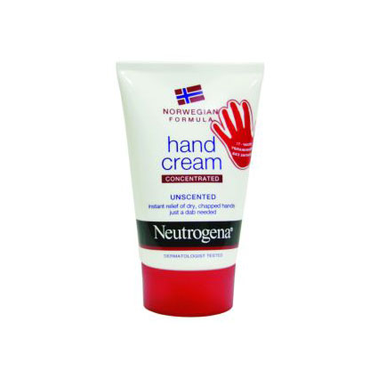 Крем для рук без запаха (hand cream unscented hand care) neutrogena (Neutrogena)