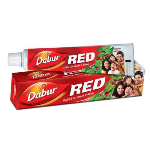Зубная паста аюрведическая dabur red
