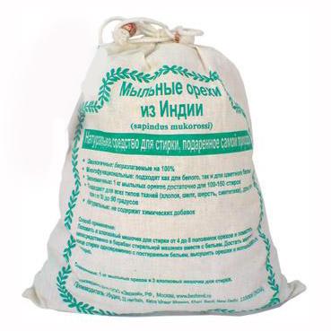 Мыльные орехи s.s. herbals 1 кг (S. S. Herbals)