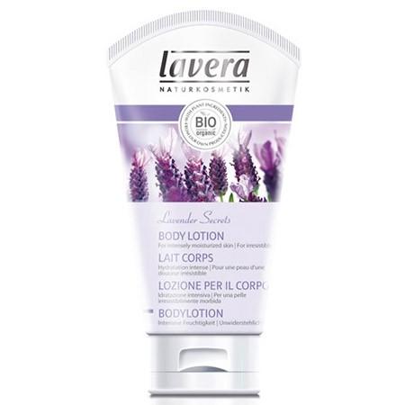 Био-лосьон для тела лавандовые секреты lavera (Lavera)