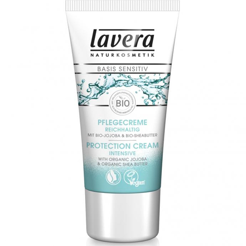 Био-крем для лица защитный lavera (Lavera)