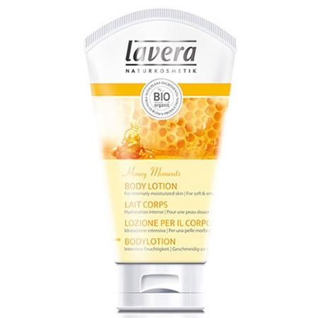 Лосьон для тела медовые моменты lavera