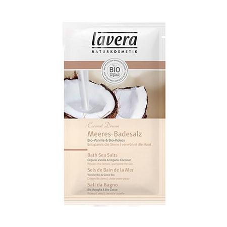 Морская био-соль для ванн кокосовая мечта lavera (Lavera)