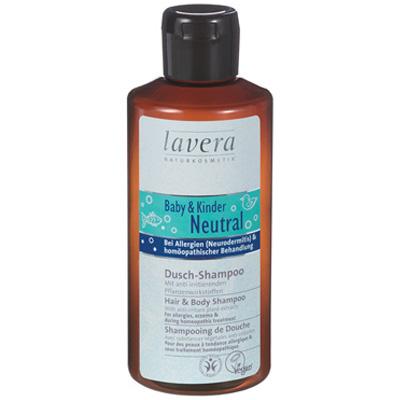 Нейтральное детское био-масло для купания и ванн lavera (Lavera)