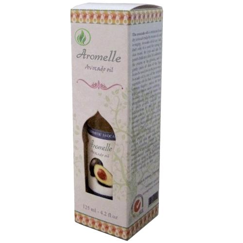 Масло авокадо для кожи и волос organic aromelle