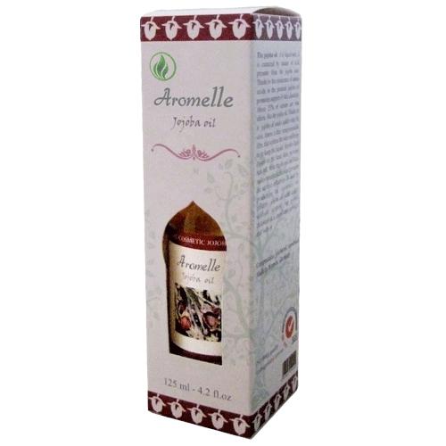 Масло жожоба для волос и лица  aromelle