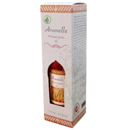Масло ростков пшеницы для кожи и волос organic aromelle (Aromelle)