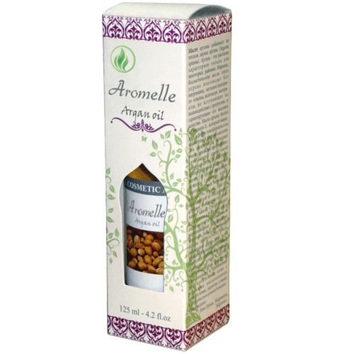 Аргановое масло для кожи и волос organic aromelle