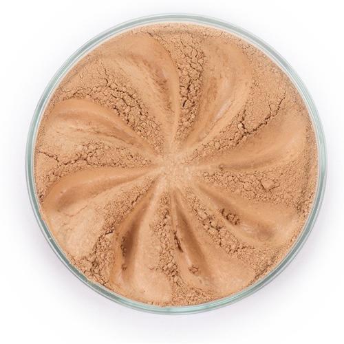 Минеральная тональная основа versatile, для всех типов кожи. легкое сияние (оттенок медовый) era minerals (ERA  Minerals)
