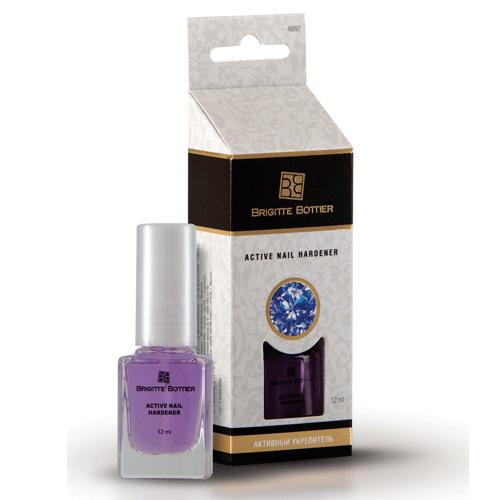 Активный укрепитель для ногтей active nail hardener new logo brigitte bottier (Brigitte Bottier)