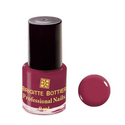 Лак для ногтей (оттенок 27, сливовый) professional nails brigitte bottier (Brigitte Bottier)