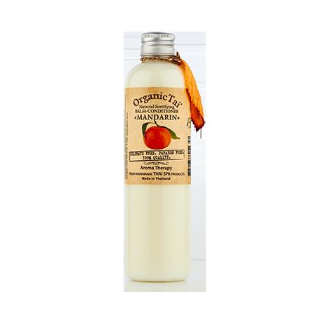 Натуральный бальзам-кондиционер мандарин organic tai