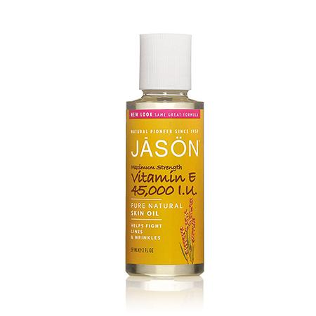 Масло с витамином е-45000 ме омолаживающее jason (Jason)