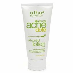 Себорегулирующий лосьон  крем oil control lotion alba botanica