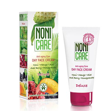 Дневной омолаживающий крем для лица day face cream nonicare (NONICARE)