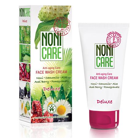Омолаживающий крем для умывания face wash cream nonicare (NONICARE)