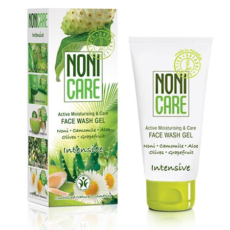 Увлажняющий гель для умывания face wash gel nonicare