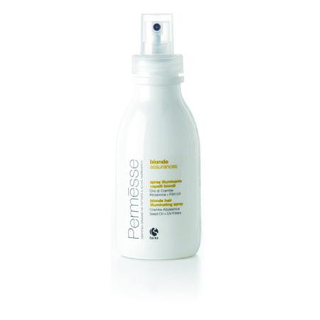 Спрей-блеск для светлых волос barex italiana (Barex Italiana)