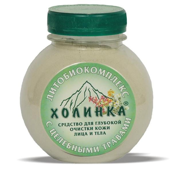 Литобиокомплекс холинка с целебными травами, 100 гр (Холинка)