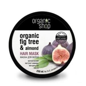 Маска для волос греческий инжир organic shop