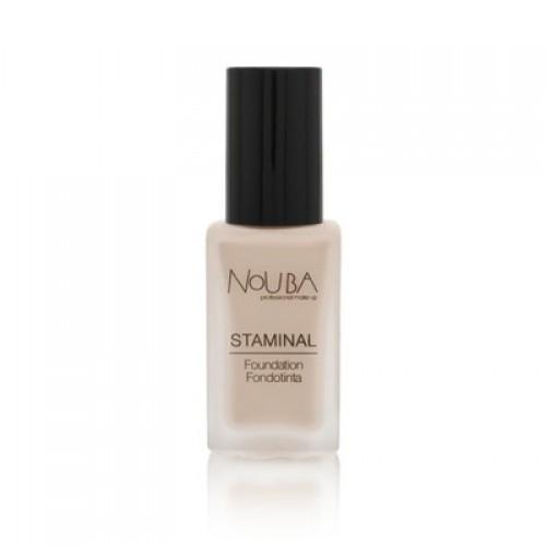 Тональная основа staminal foundation (тон №101), nouba (Nouba)