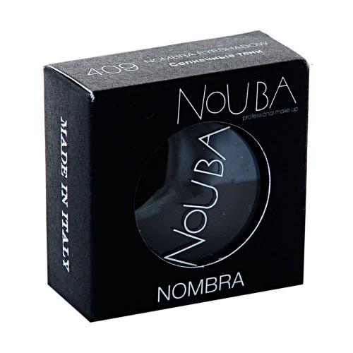 Тени одноцветные nombra (тон №409), nouba