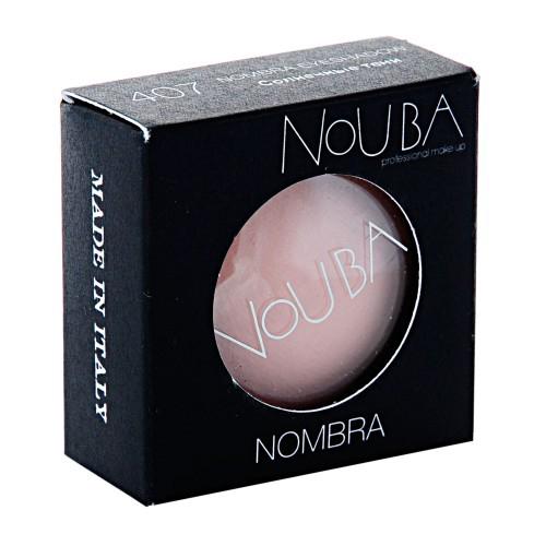 Тени одноцветные nombra (тон №407), nouba