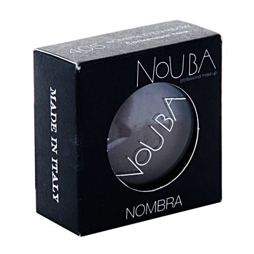Тени одноцветные nombra (тон №405), nouba