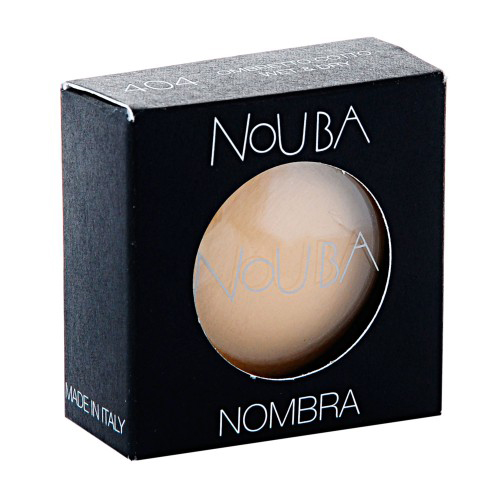 Тени одноцветные nombra (тон №404), nouba