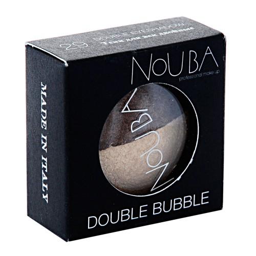 Тени двойные для век double bubble (тон №29), nouba (Nouba)