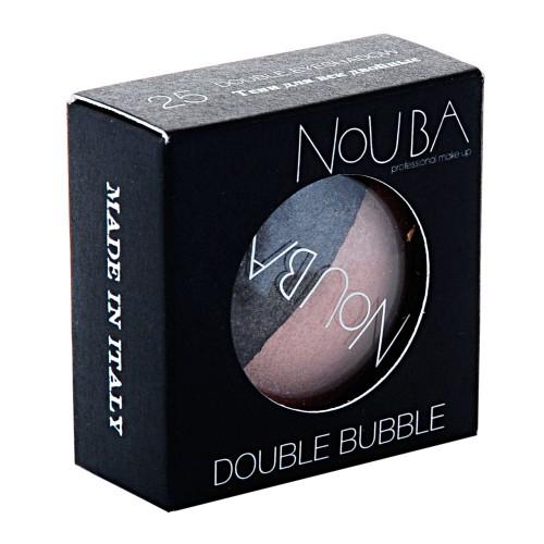 Тени двойные для век double bubble (тон №25), nouba (Nouba)