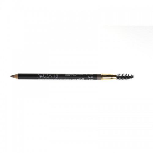 Карандаш для бровей со щеточкой eyebrow pencil (тон №18), nouba