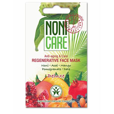Восстанавливающая маска для лица - regenerative face mask nonicare (NONICARE)
