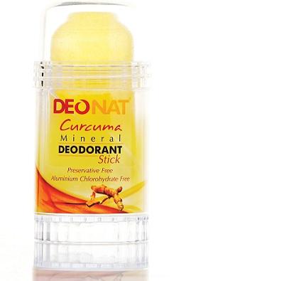 Кристалл свежести deonat с куркумой (80 г) (DeoNat)