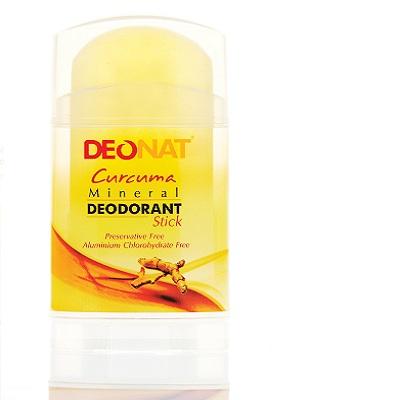 Кристалл свежести deonat с куркумой (100 г) (DeoNat)