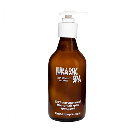 Мыльный крем-душ, гипоаллергенный jurassic spa (250 мл)