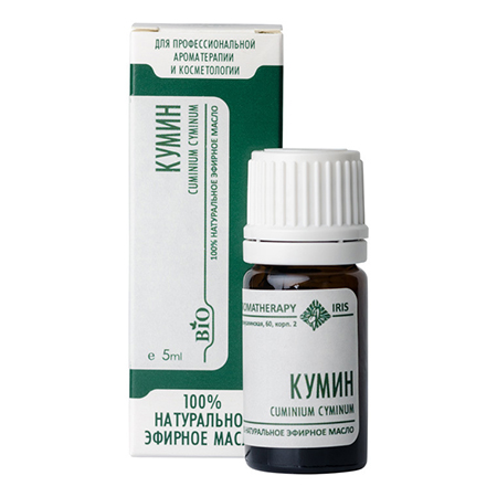 Натуральное эфирное масло кумин iris (IRIS)