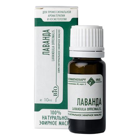 Натуральное эфирное масло лаванда iris (IRIS)