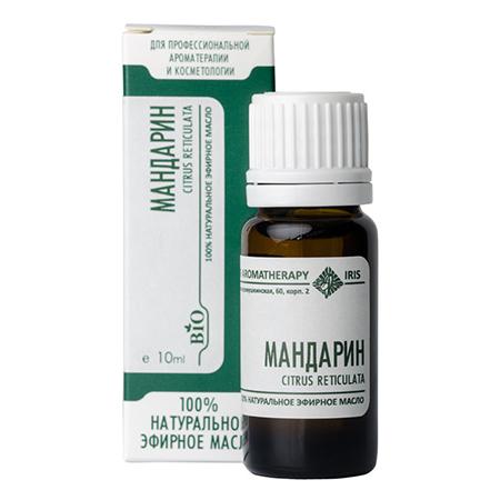 Натуральное эфирное масло мандарин iris (IRIS)