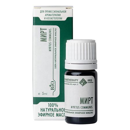 Натуральное эфирное масло мирт iris (IRIS)