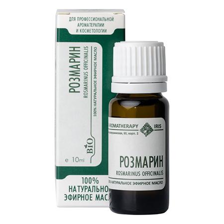Натуральное эфирное масло розмарин экстра iris