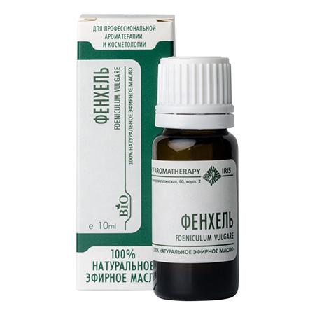 Натуральное эфирное масло фенхель iris