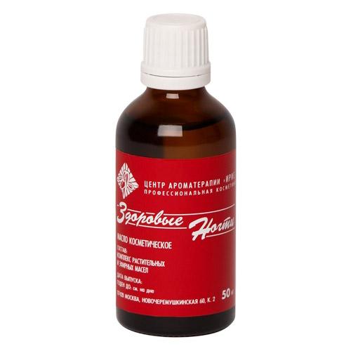Косметическое масло для тела, волос и ногтей здоровые ногти iris