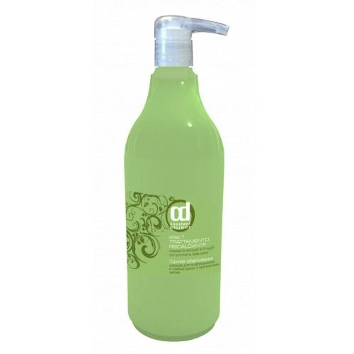 Spa горячее обертывание-ламинирование для волос с шелком constant delight, 1 л (Constant Delight)